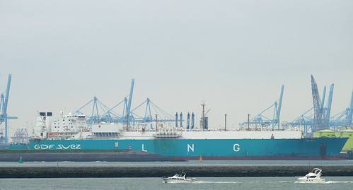 LNG tanker Gaselys | by kees torn