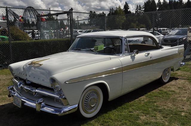 1957 Plymouth Fury Hardtop