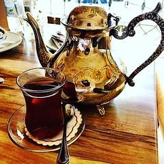 #turkish #tea #شاي #تركي #جدة #جدة_غير #جده_لايف #كورنيش #Jeddah #café