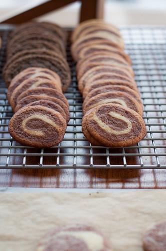 Icebox pinwheel cookies   by tessascotolson