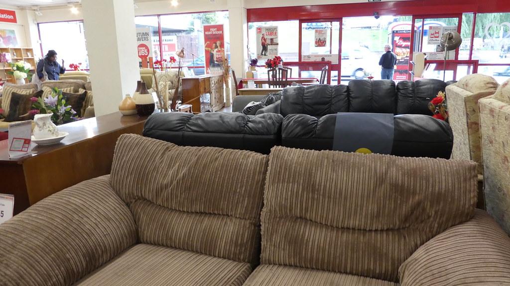 Delicieux ... British Heart Foundation Furniture Store | By Penlinken