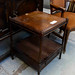 Mahogany table E40