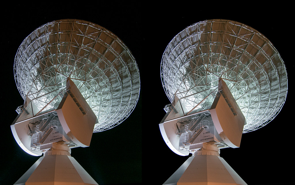 ESA New Norcia station