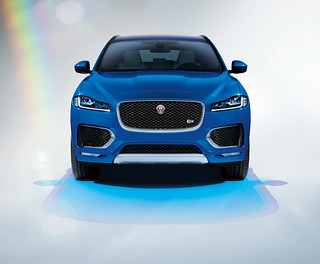 The all-new Jaguar F-PACE | Studio | by jaguarmena