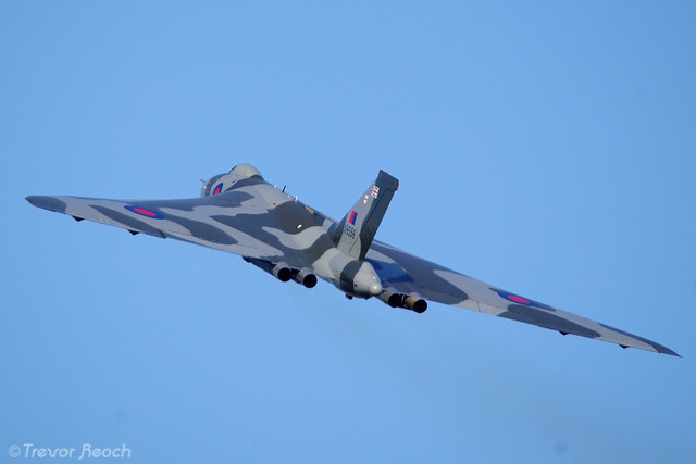 XH558, The Vulcan, Goodbye
