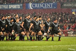 Maori All Blacks Haka   by dfeehely