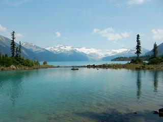 Garibaldi lake   by pacoalfonso