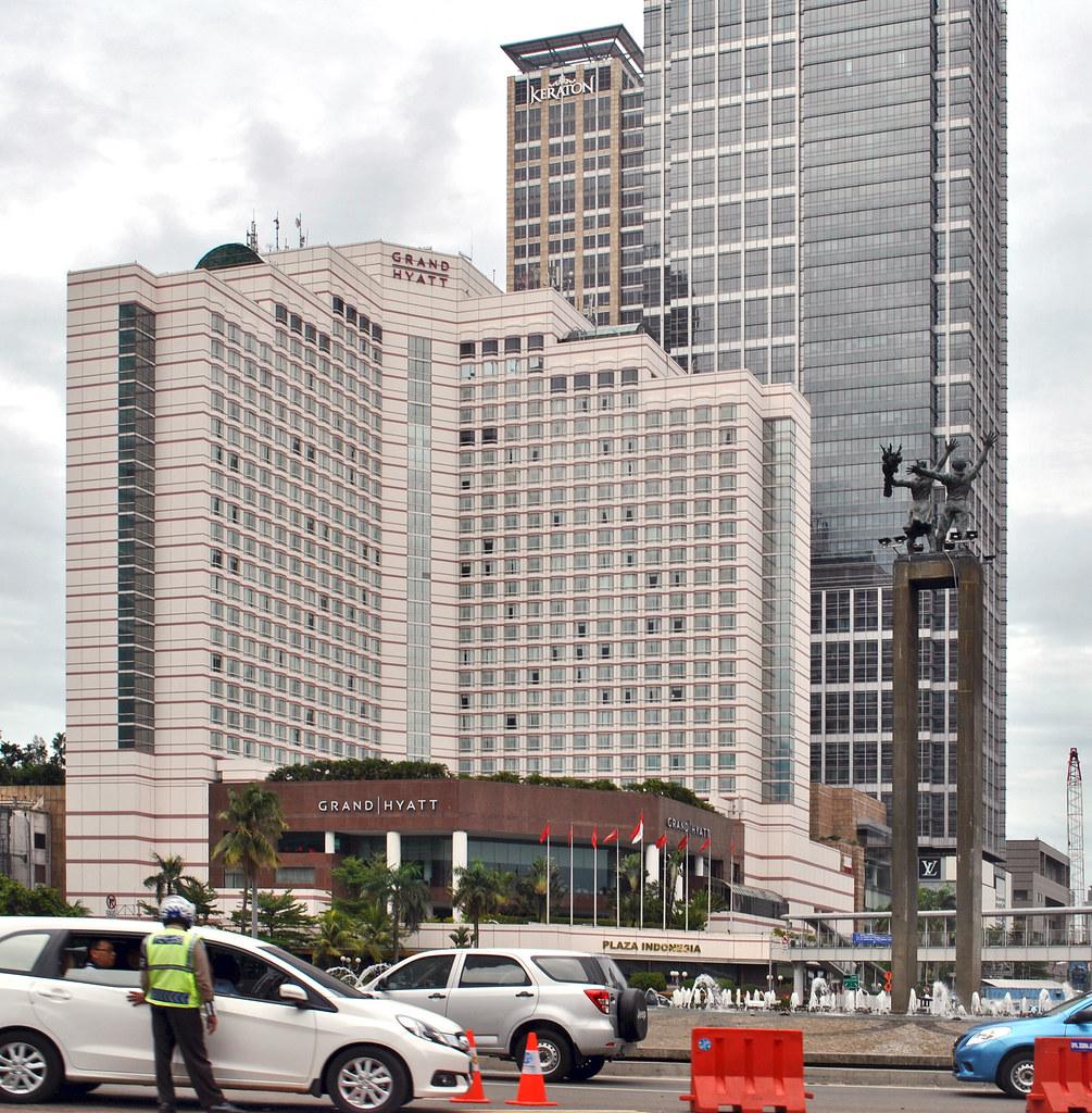 Grand Hyatt Plaza Indonesia