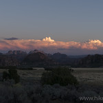 Zion Sunset