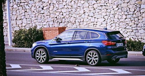 2015 BMW X1. Photo