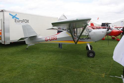 G-UIRI Eurofox 912 [PFA 376-15195] Sywell