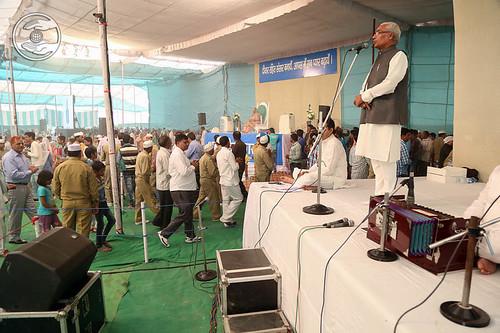 SNM Zonal Incharge, Raj Kapoor from Jaspur, Uttarakhand