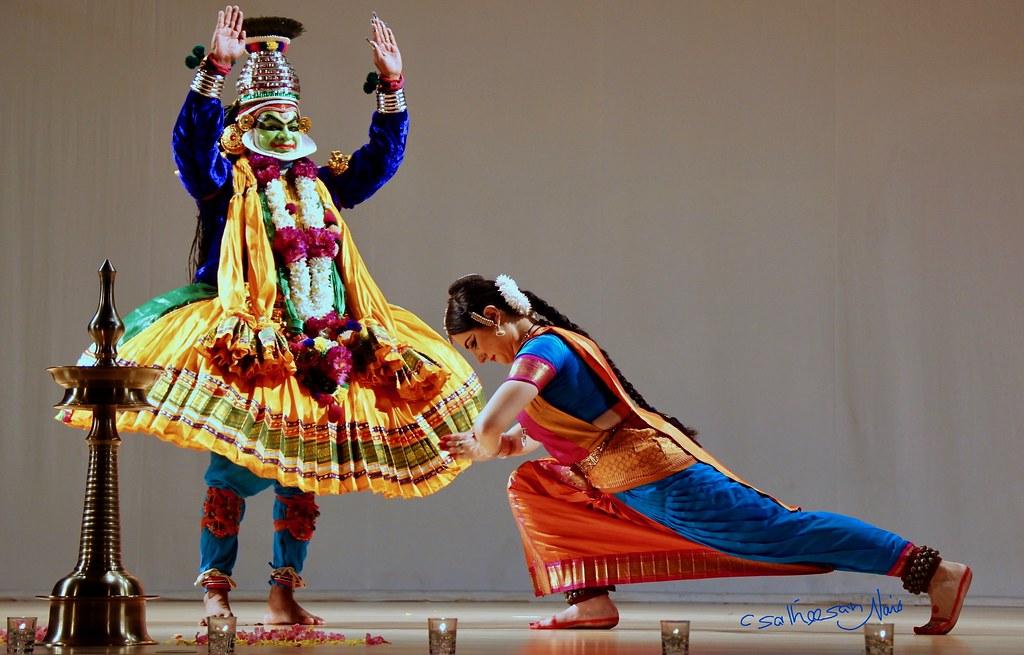 Krishana and Arjuna