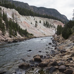 Yellowstone River at Seven Mile Hole