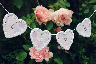 summer love garland | by my little red suitcase