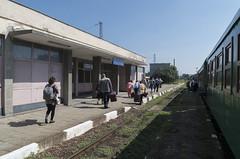 Septemvri narrow gauge railway station, 16.09.2015.