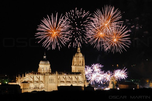 fuegos artificiales Salamanca 2015 b | by Oscar MM