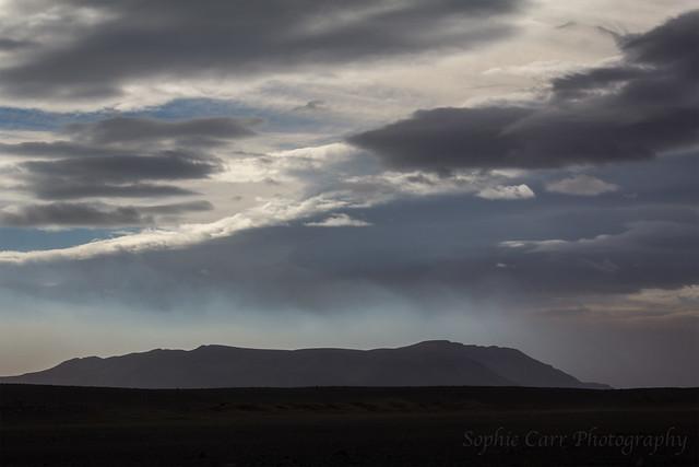 Volcanic Skies