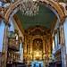 Interior da igreja de Santa Maria do Bouro