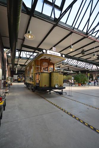 Tram Museum Cologne · Straßenbahnmuseum Köln | by Namtra