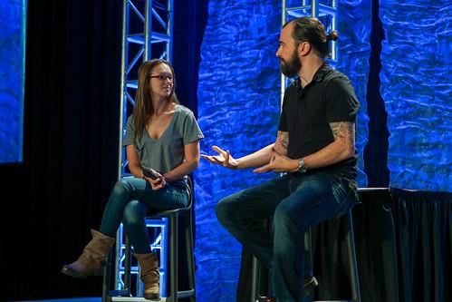 Scott Stratten and Alison Kramer keynote 28 - HighEdWeb 2015.jpg | by HighEdWeb