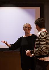 Ieneke Schouten and Nora van der Linden