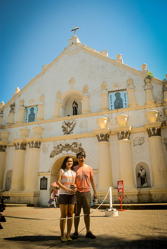 Laoag Cathedral | by couplemeetsworld