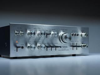 Technics SU 3500 Stereo Amplifier