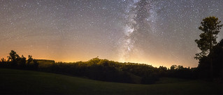 The nightsky in Trás-os-Montes | by JLscape