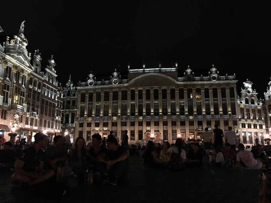 Ly, Cindy; Brussels, Belgium - NINE 12