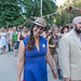 tristan and hannah's wedding: procession by glasser