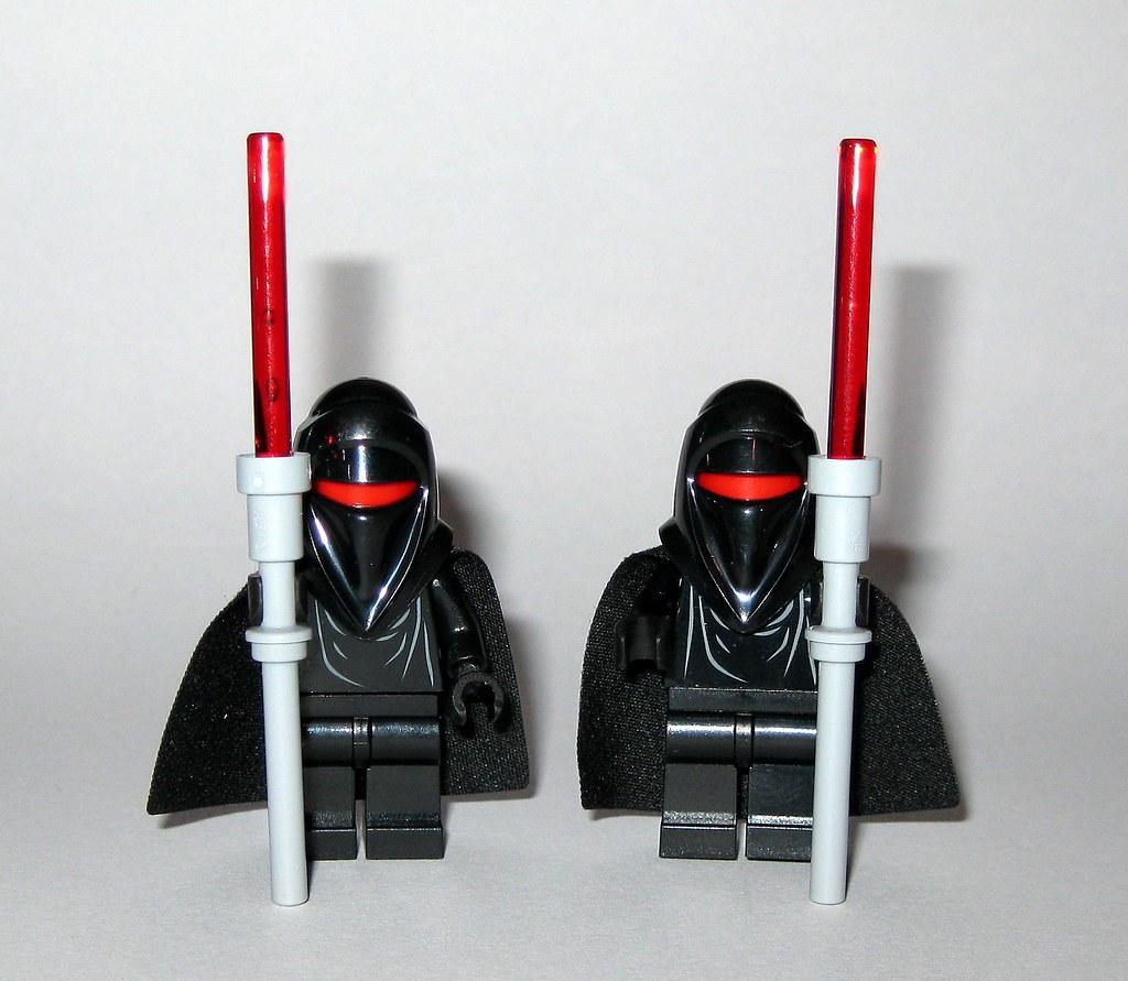 Lego Star Wars Shadow Guard Minifigure From Set 75079