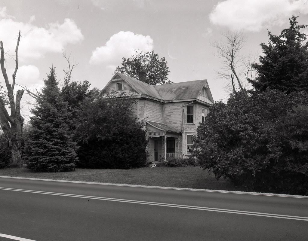 OH-56 Abandoned House