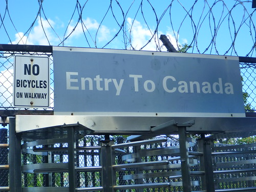 The surprisingly unprotected entry to Canada | by abbynormy