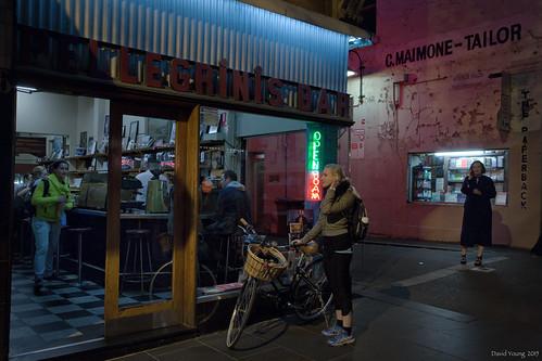 Pellegrini's Espresso Bar