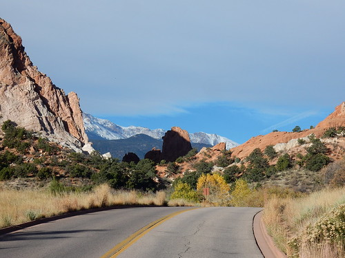 Colorado Springs - Garden of the Gods - 2