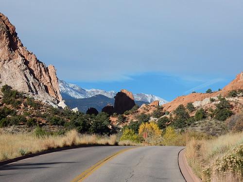 Colorado Springs - Garden of the Gods - 2