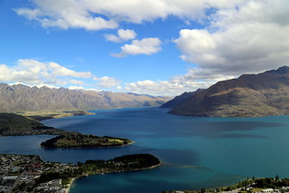 The Remarkables, Queenstown and Lake Wakatipu | by apardavila