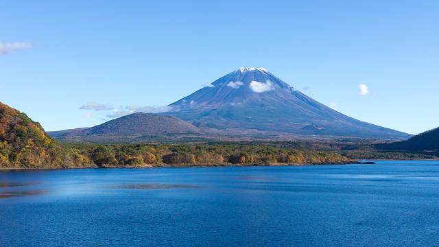 Mt.Fuji at Lake Motosu