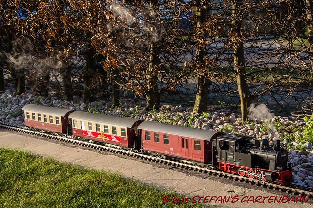 Train Line Pfiffi - Nullserienlokomotive Testfahrt