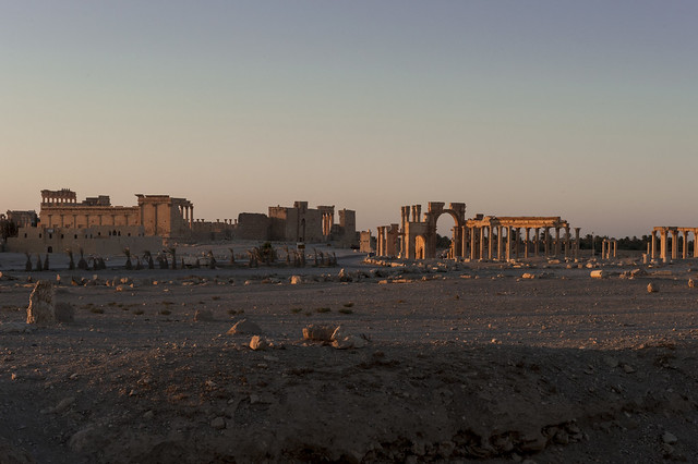 Remembering Palmyra: The Temple of Bel