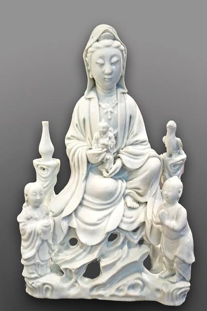 Guanyin  (Museum der Kulturen, Bâle)