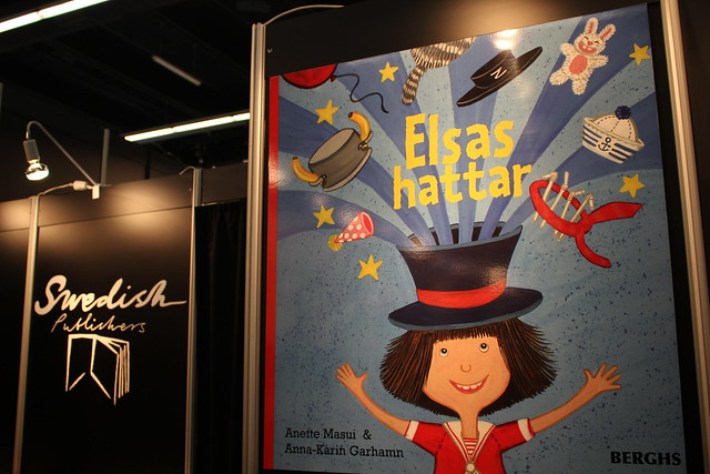 Swedish Publishers - Frankfurt Buchmesse 2015