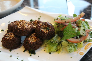 Falafel made at Sophie's parents' restaurant! | by ironypoisoning