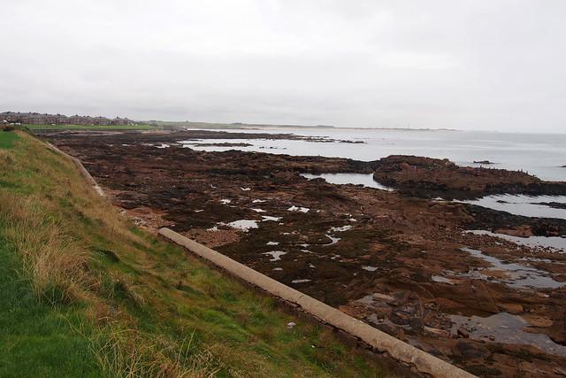 The coast at Peterhead
