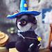 wizard cat by oso_polar