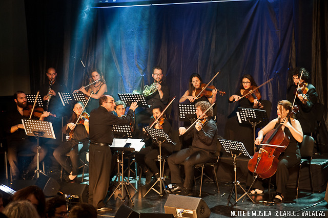 The West European Symphony Orchestra - Portugal Festival Awards '15