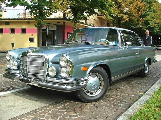 Mercedes (W111) 280 SE 3.5 - 1970