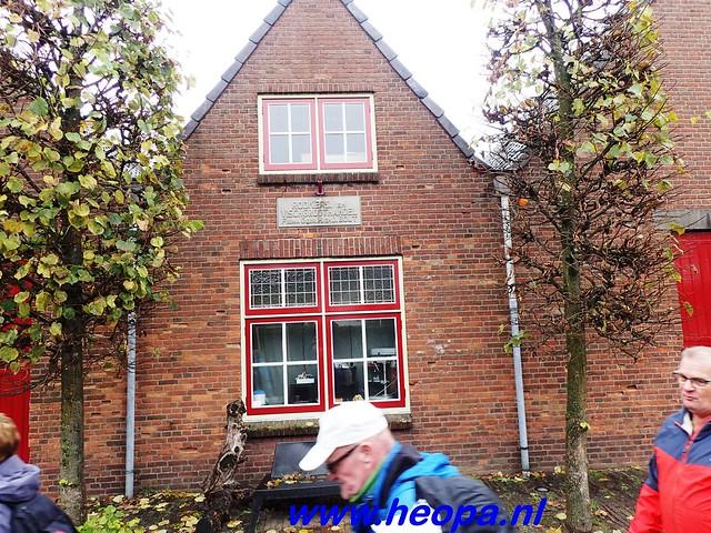 2016-11-09  Gooimeer tocht   25 KM   (18)