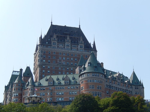 Quebec City - Le Chateau Frontenac